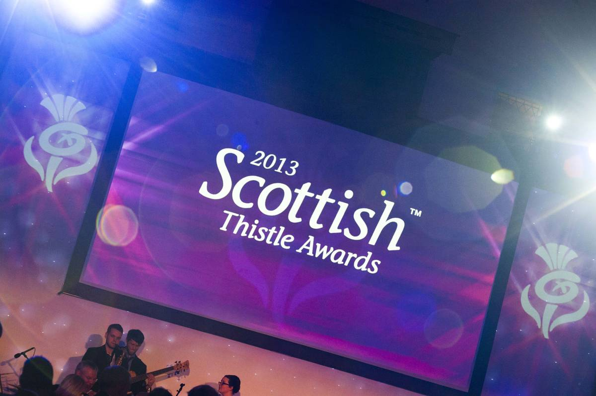 Scottish Thistle Awards 2021