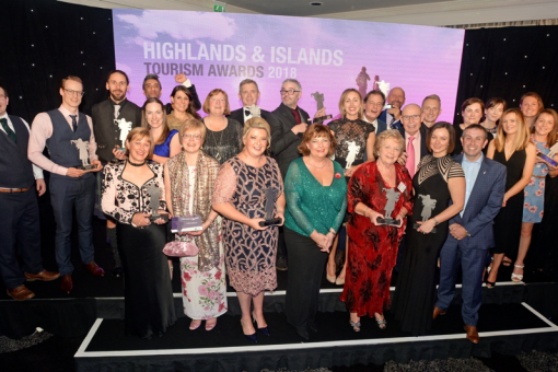 HIghlands & Islands Tourism Awards 2018