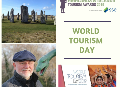 World Tourism Day - Highlands & Islands Tourism Awards