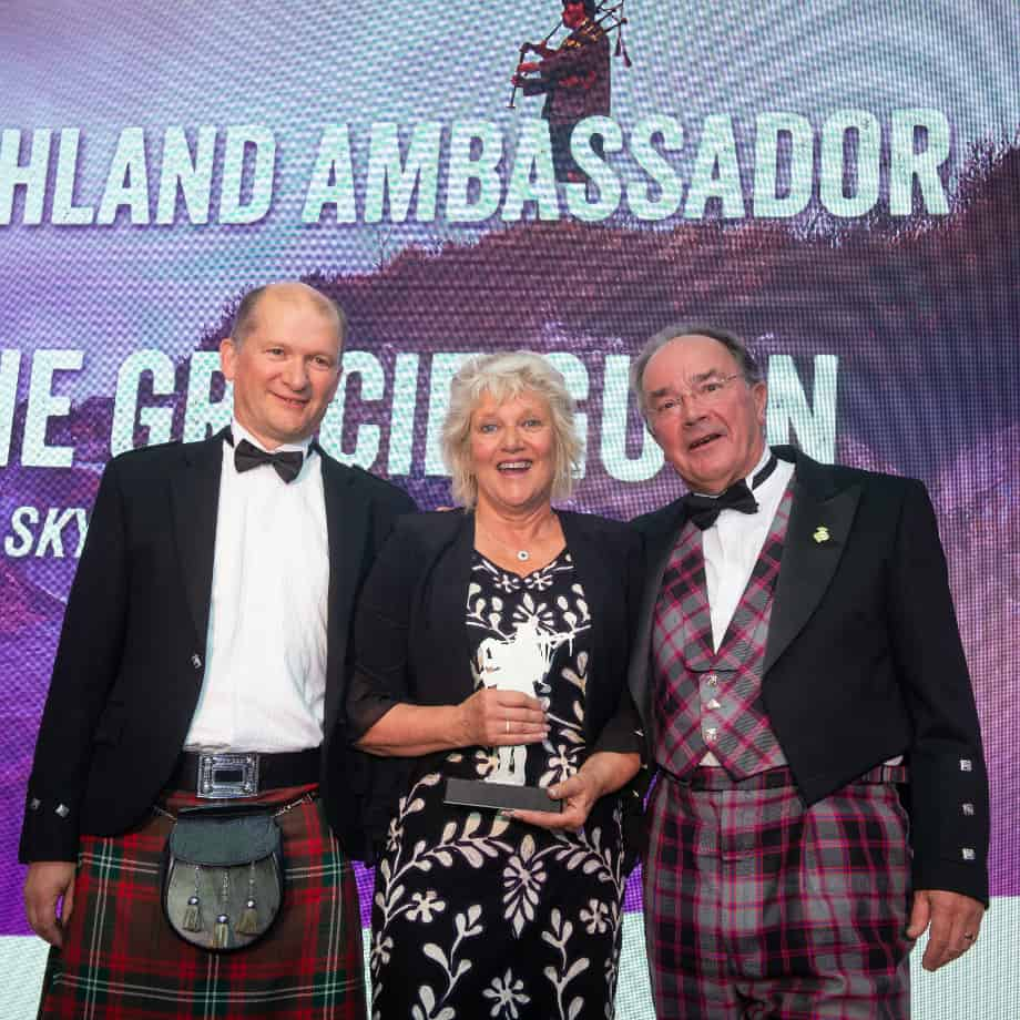 Highlands & Islands Tourism Awards 2020